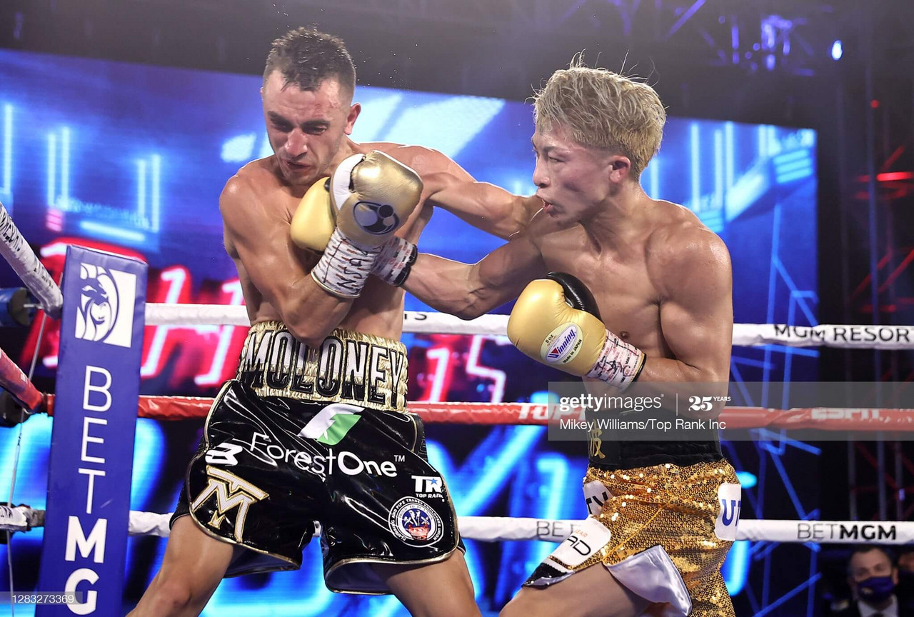 Naoya Inoue Produces Another Show Stopping Knockout Win