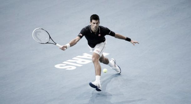 Masters 1000 Paris: Djokovic serein, Goffin et Robredo se qualifie