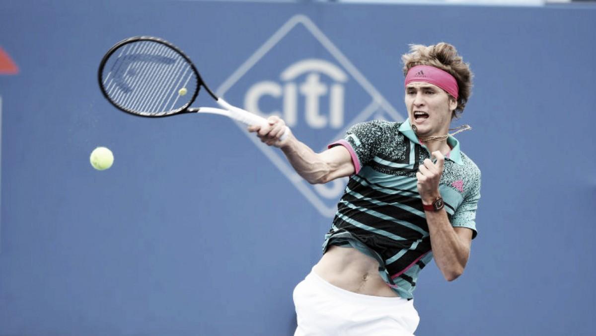 Alexander Zverev a cuartos de final