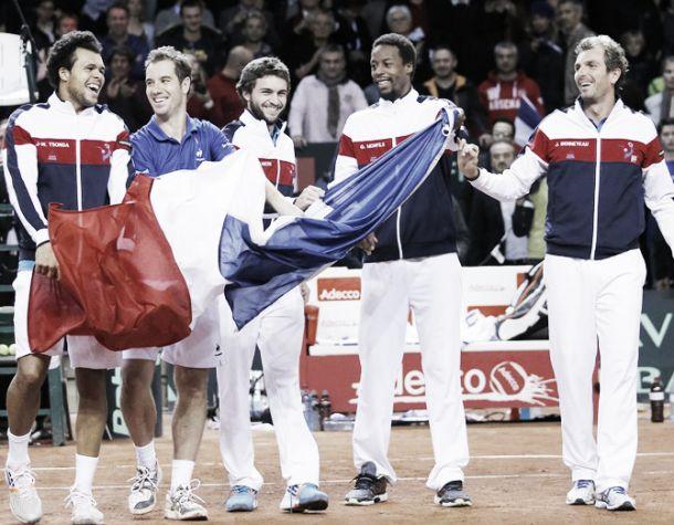 Pourquoi la France peut atteindre la finale de la Coupe Davis