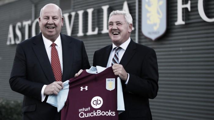 El Aston Villa está dispuesto a volver a invertir en fichajes