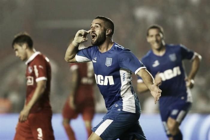 """Lisandro López: """"El empate significa sólo un punto"""""""