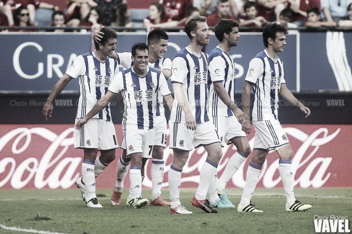 Análisis del rival: Real Sociedad, con el reto de volver a ser temido