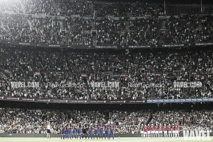 El Barça no suele fallar contra los equipos recién ascendidos