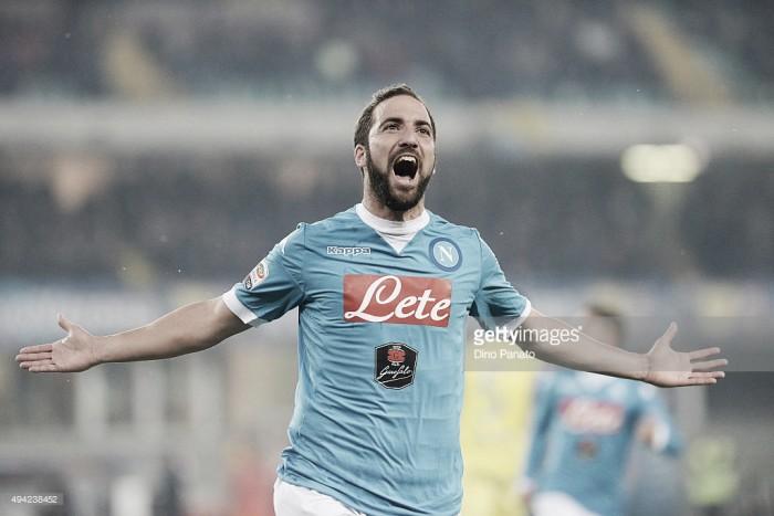 Higuaín a caminho da Juventus: Nápoles encaixa 94 milhões
