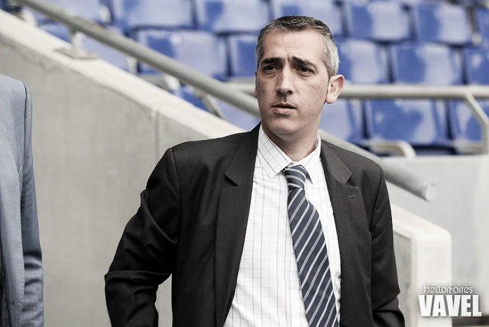"""Ramón Robert: """"Esta plantilla estará entre los diez primeros de la Liga"""""""