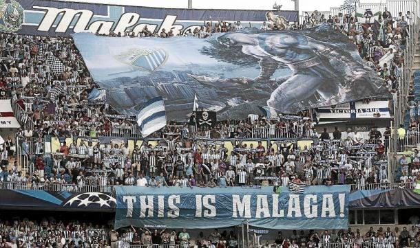 Il Málaga vende anche i canterani. Fine della corsa