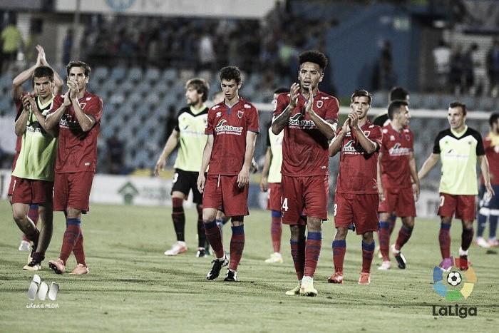 El Getafe y el Numancia acusan la falta de gol