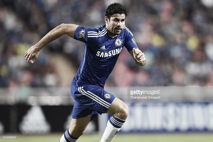 Mercado a escaldar: Diego Costa perto do Atlético, Lukaku a um passo do Chelsea