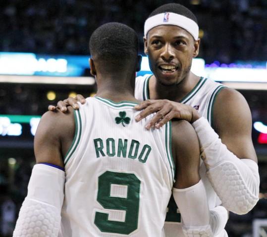 Rajon Rondo y sus Celtics dan una paliza a los Heat de LeBron y Wade
