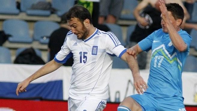 Eslovenia impide la victoria de Grecia en el último suspiro