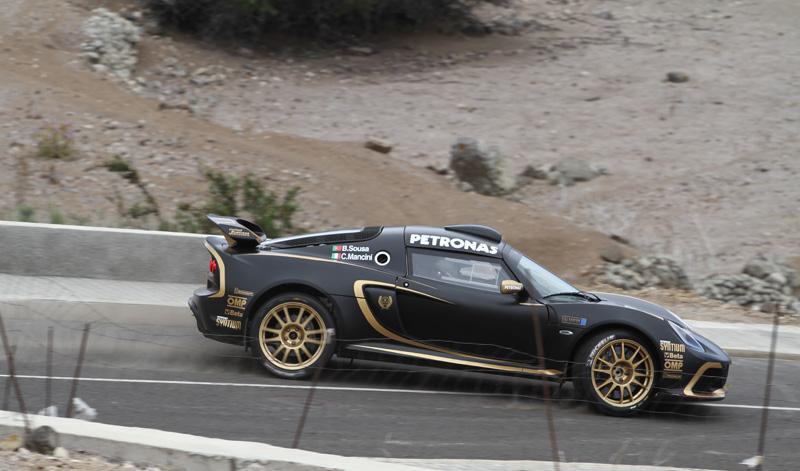 El ERC viaja hasta Madeira para disputar su siguiente prueba
