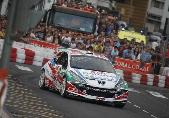 Bruno Magalhães se lleva el rally de Madeira con un podio completamente portugués