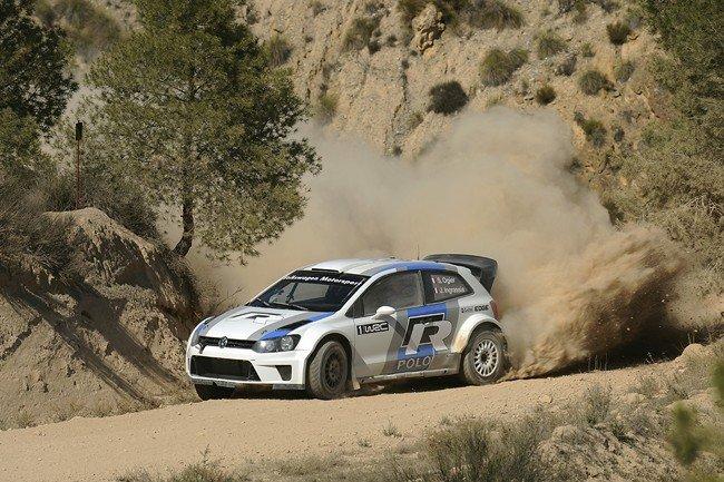 El Polo R debutará en el Rally de Cerdeña
