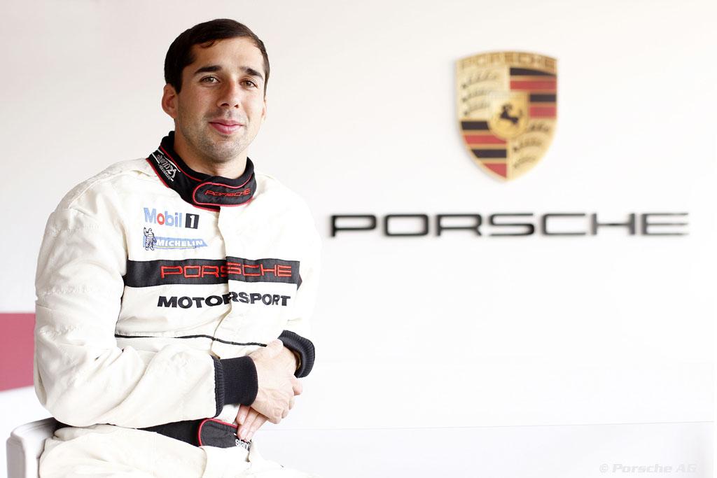 Porsche anuncia Neel Jani como novo piloto da marca