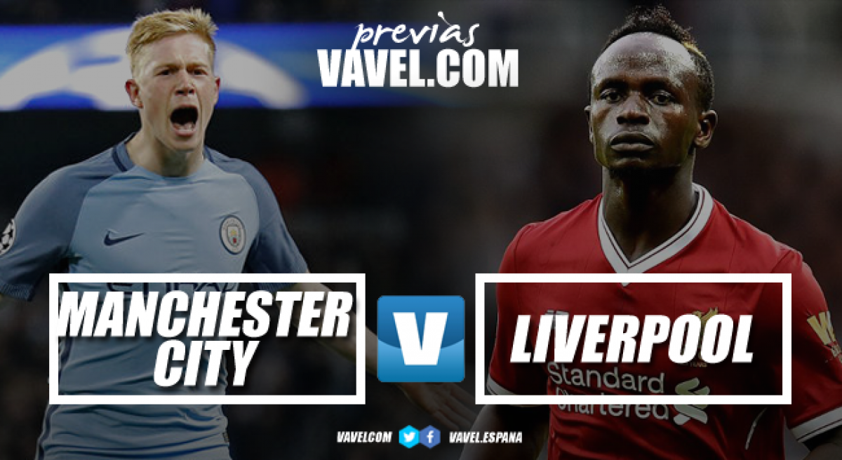 Manchester City vs Liverpool EN VIVO y en directo en La Premier League 2020