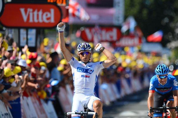 Pierrick Fedrigo (FDJ-BigMat) repite victoria en Pau