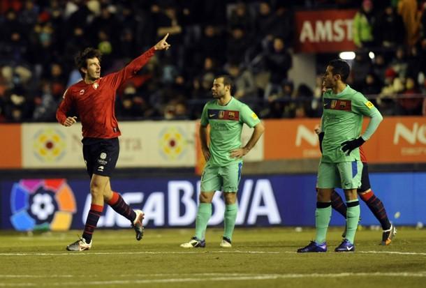 Osasuna 1-2 FC Barcelona, así lo vivimos