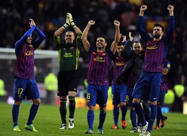 Toujours le FC Barcelone