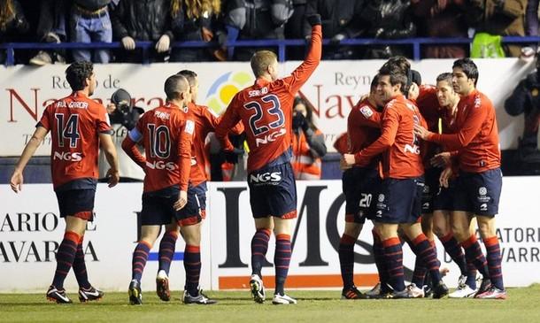 Osasuna découronne le Barça