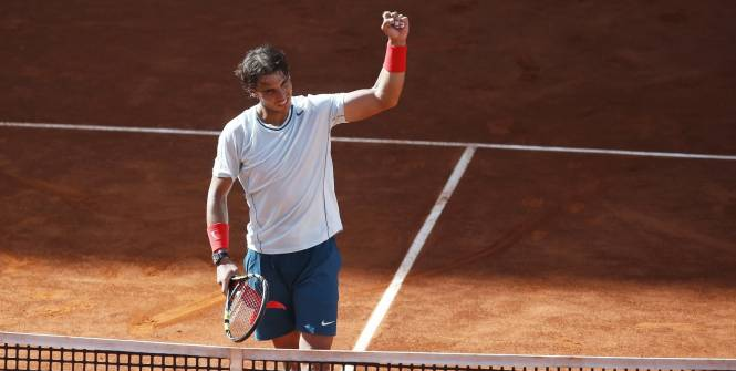 Madrid : Nadal était trop fort