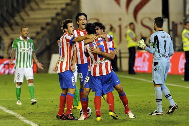 Real Betis-Atlético de Madrid: Puntuaciones del Atlético de Madrid, jornada 3
