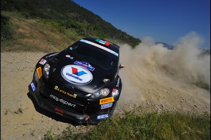 Basso se lleva el rally de San Marino