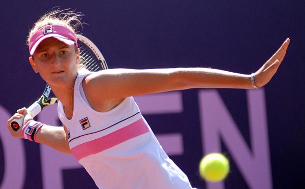 Irina-Camelia Begu logra su primer título WTA en Tashkent