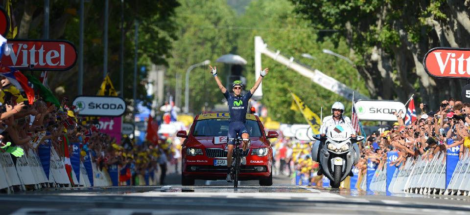 Rui Costa s'impose, les favoris s'attaquent : le Tour n'est pas terminé