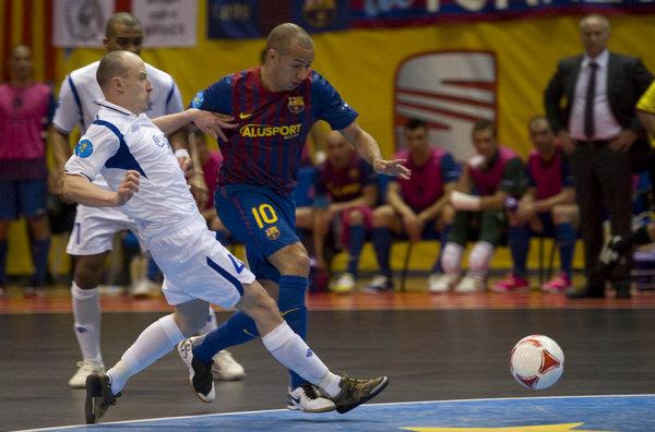 La XII Uefa Futsal Cup echa a rodar