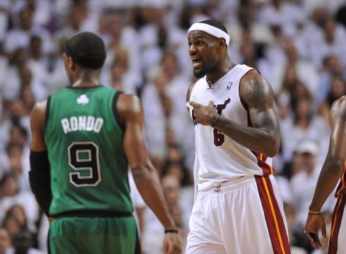 Boston Celtics (1) - Miami Heat (2): empate para Boston o 'break' para Miami