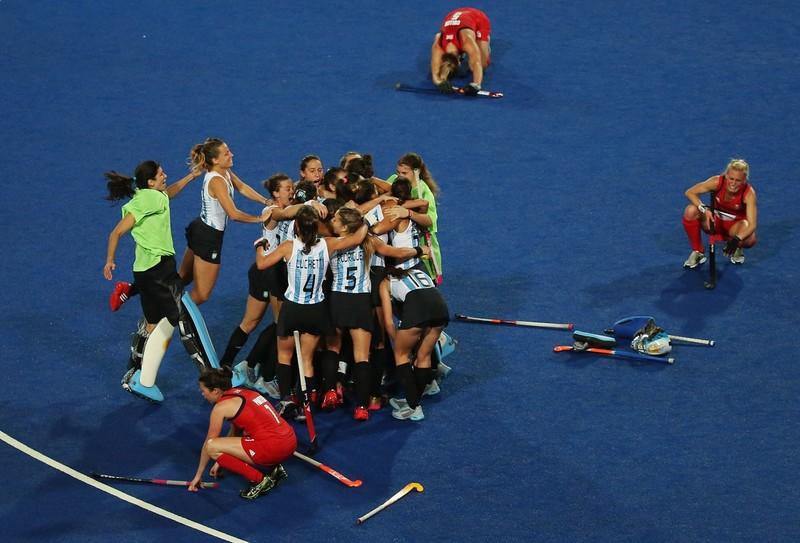 Las Leonas están en la final y aseguraron otra medalla
