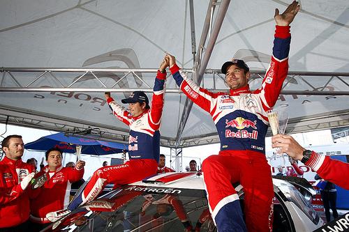 Loeb más lider tras ganar en Nueva Zelanda