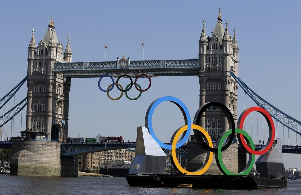 Los Juegos Olímpicos de Londres 2012 en números