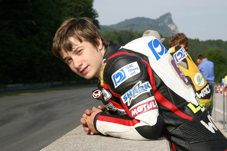 Luca Amato sustituirá a Faubel en el Aspar Team