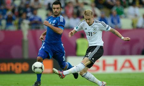 Marco Reus, una estrella nacida en Dortmund