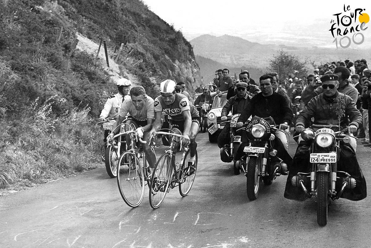 Le Tour, 100 éditions d'émotions - 5ème épisode, 1957-1966 : les années Anquetil