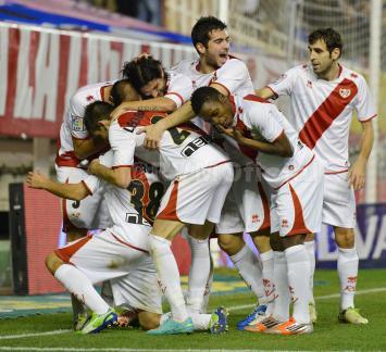 Rayo Vallecano - Levante: puntuaciones Rayo Vallecano, jornada 17