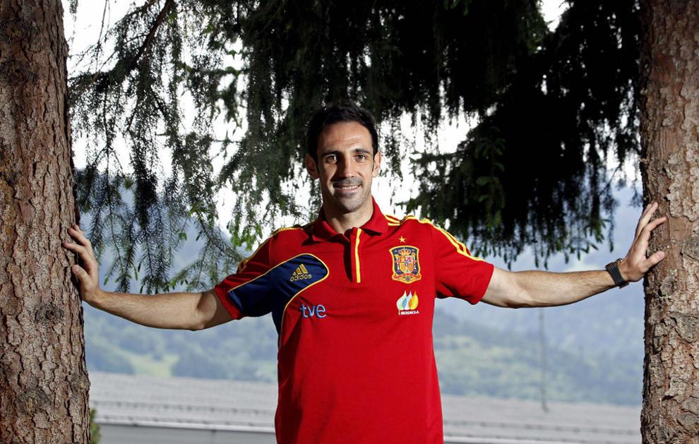 Juanfran será el único representante del Atlético de Madrid en la selección