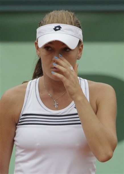 Roland Garros: Kuznetsova resurge para derrotar a Radwanska