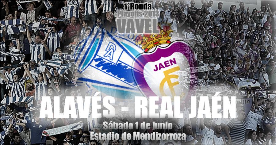Deportivo Alavés – Real Jaén: 90 minutos para la gloria