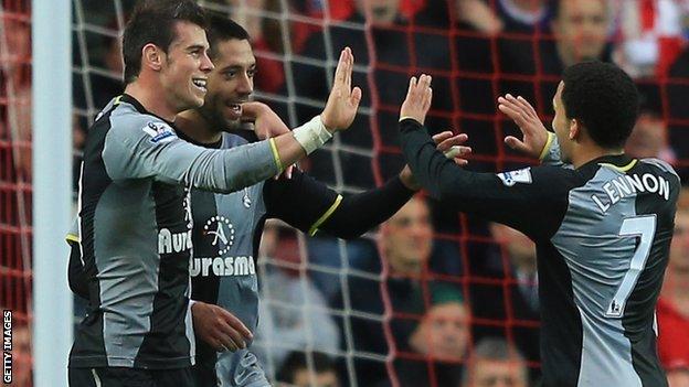 Nueva victoria del Tottenham a costa del Southampton