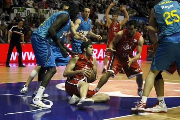 CAI Zaragoza - Barcelona Regal: comienzos opuestos a prueba