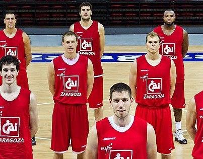 CAI Zaragoza 2012/2013: nuevas caras, mismo reto