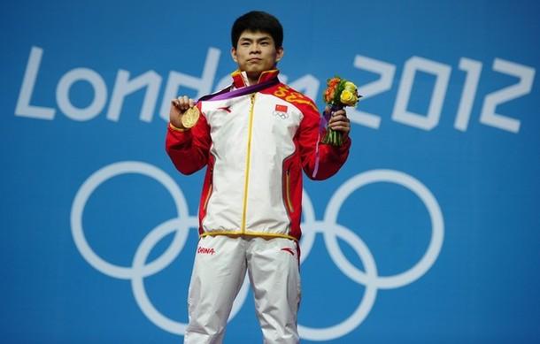 China, un día más al frente del medallero