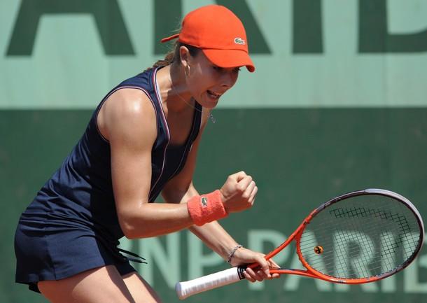 Alize Cornet se proclama campeona en Bad Gastein