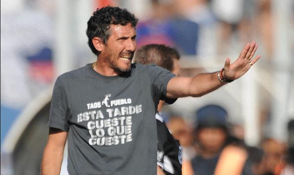 Cagna es el nuevo técnico de Estudiantes