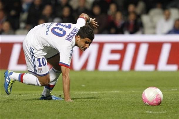 Coupe de France : Le groupe lyonnais
