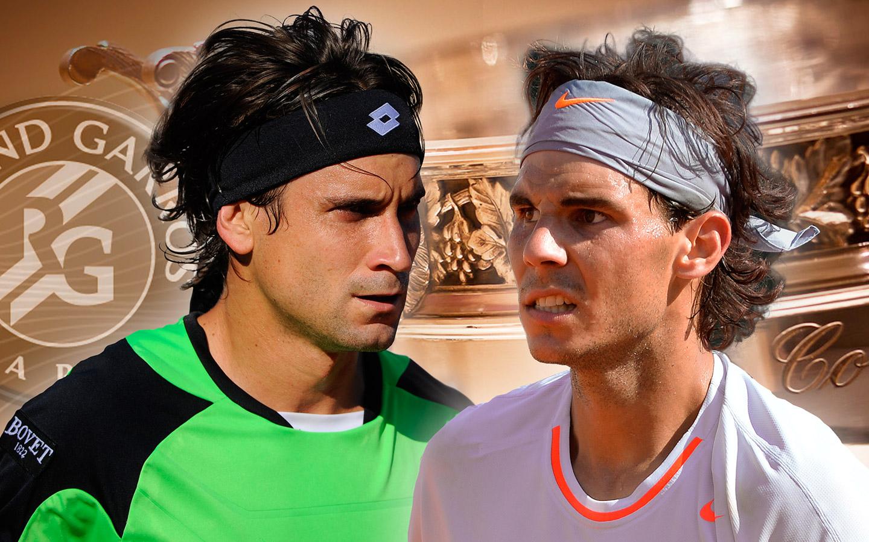 Ferrer et Nadal pour une finale inédite