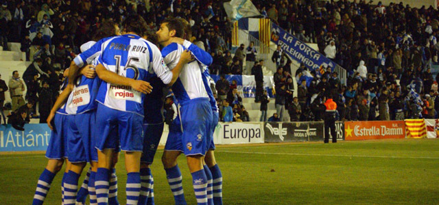 Puntuaciones del C.E. Sabadell 2011/2012